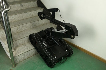 排爆机器人电路图