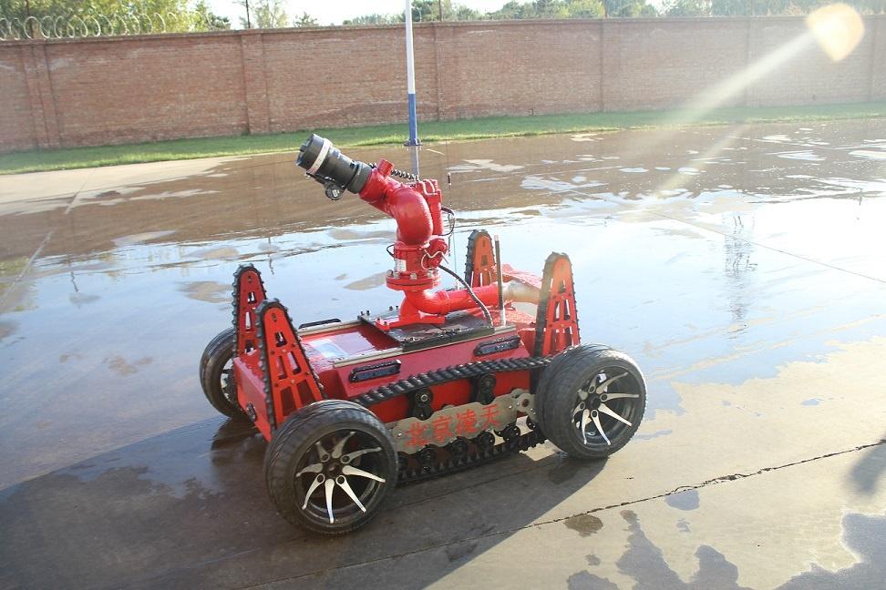 RXR-M80LGD消防灭火机器人