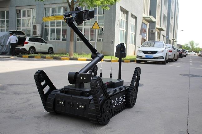 ER3-A排爆机器人