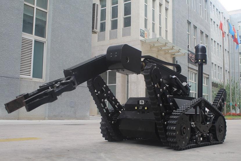 MK6长臂重型排爆机器人
